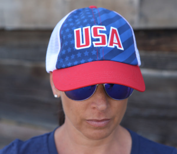 USA - Trucker Hat