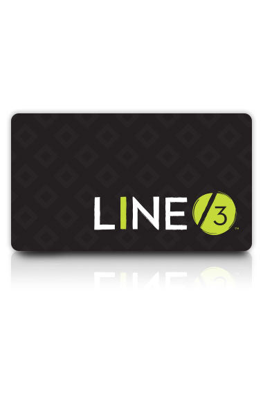 Line 3 Gift Card