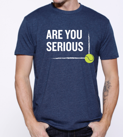 AreYouSerious Line Call™ - Men's Tee