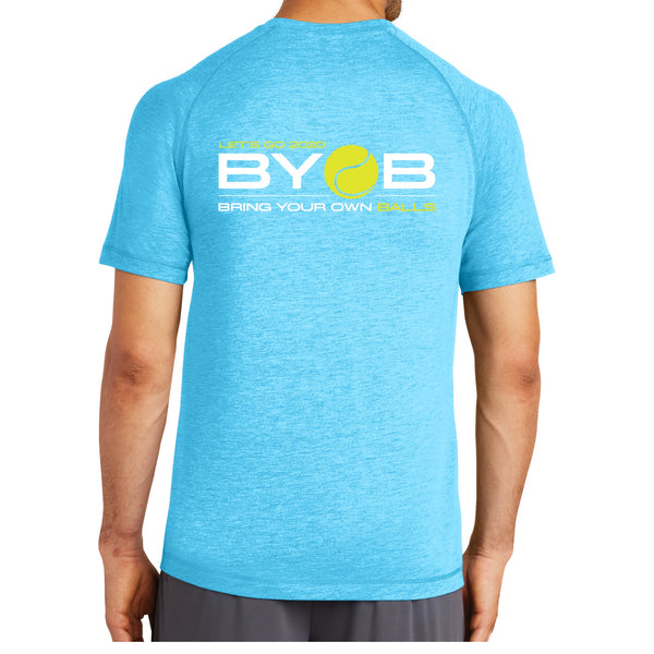 BYOB-Bring Your Own Balls - Men's Tri-Blend Tee