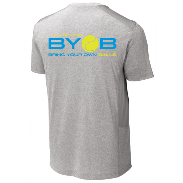 BYOB-Bring Your Own Balls - Men's Performance Tee