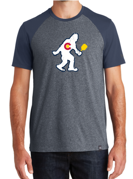CO PICKLEBALL Yeti - Men's Tee