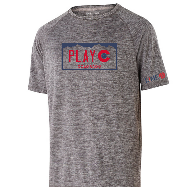 PLAY CO-USA Men's Performance Tee