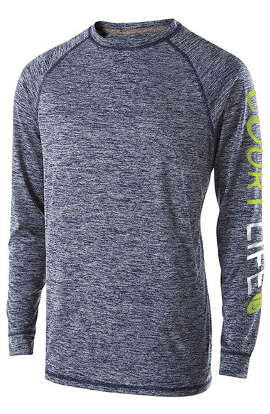 Court Life™ - Men's Performance Long Sleeve Tee