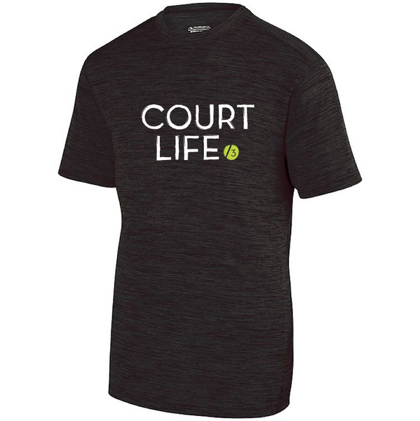 Court Life™ - Men's Tonal Performance Tee
