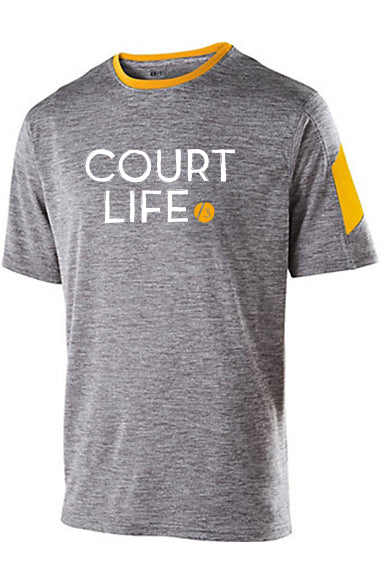 Court Life™ - Men's Performance Tee