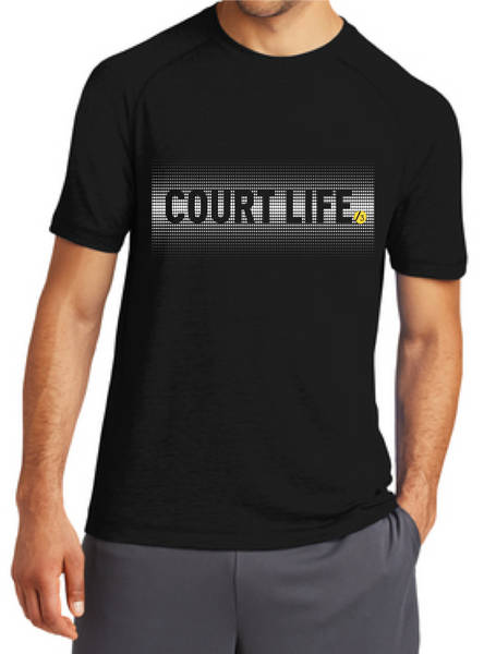 Court Life™ 2019 - Men's Tri-Blend Tee