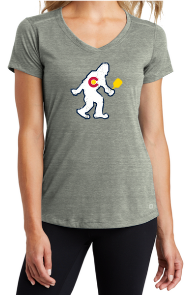 CO PICKLEBALL Yeti - Women's Performance Tee