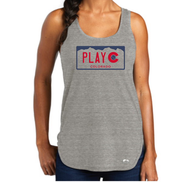 PLAY CO-USA Women's Performance Tank