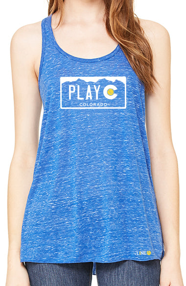PLAY CO TANK - USTA COLORADO LOGO WEAR