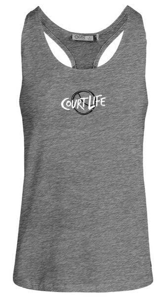 Court Life™ 2019 - Women's Performance Racer Tank