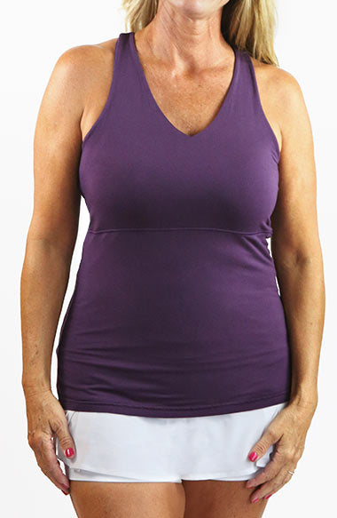 LINE 3™ - Women's Play Easy, Stay Easy Twist Tank