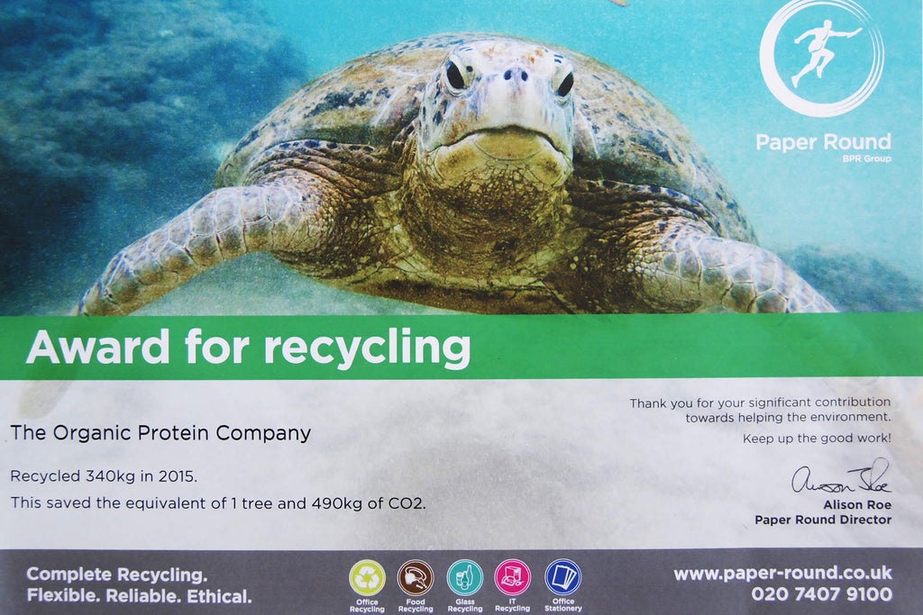 2015 Award for recycling main image
