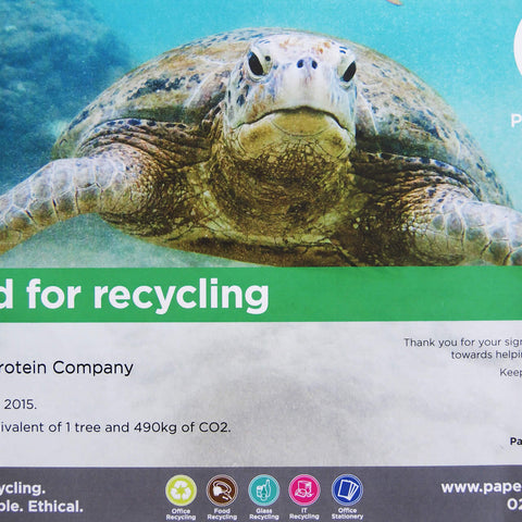 2015 Award for recycling