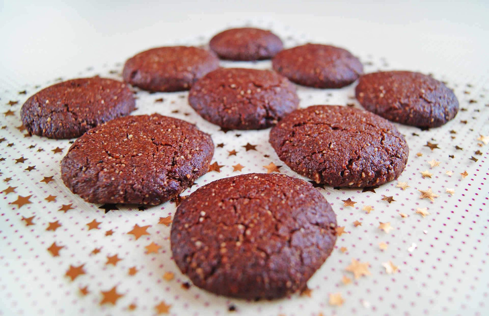 Christmas Spice Protein Cookies The Organic Protein Company