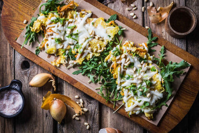 Dreamy Protein Omelette