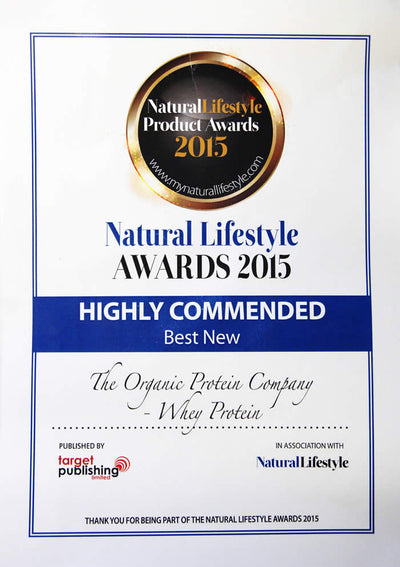 Highly Commended Award 2015