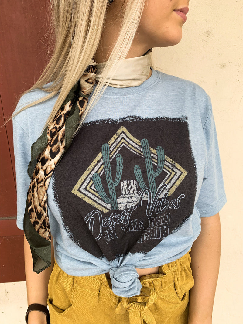 On The Road Again Graphic Tee