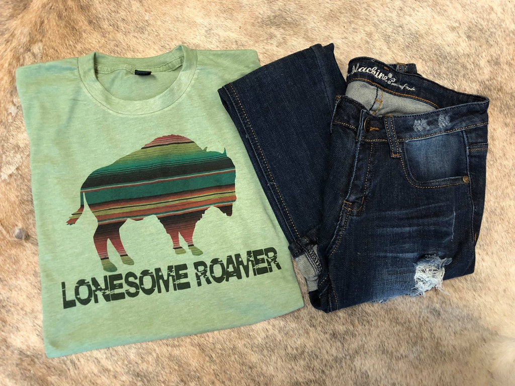 Lonesome Roamer Graphic Tee