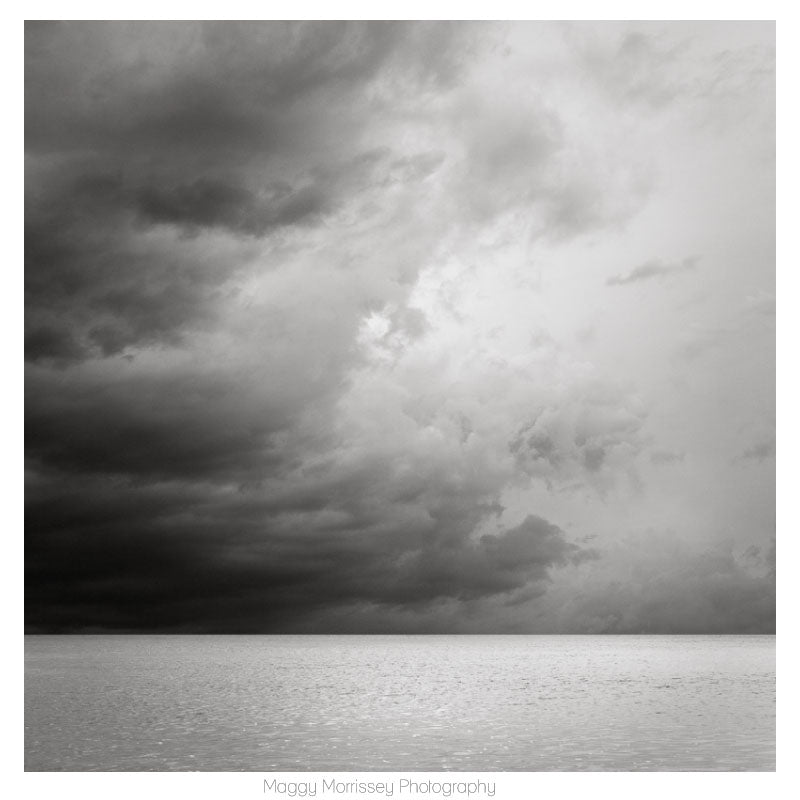 'Sea Storm' Ocean Storm Fine Art Photography Print
