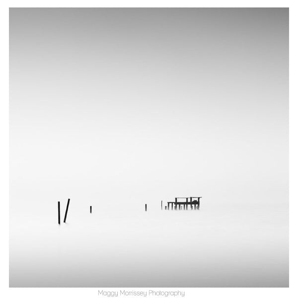 'Lake Of Silver' Minimalist Fine Art Photography