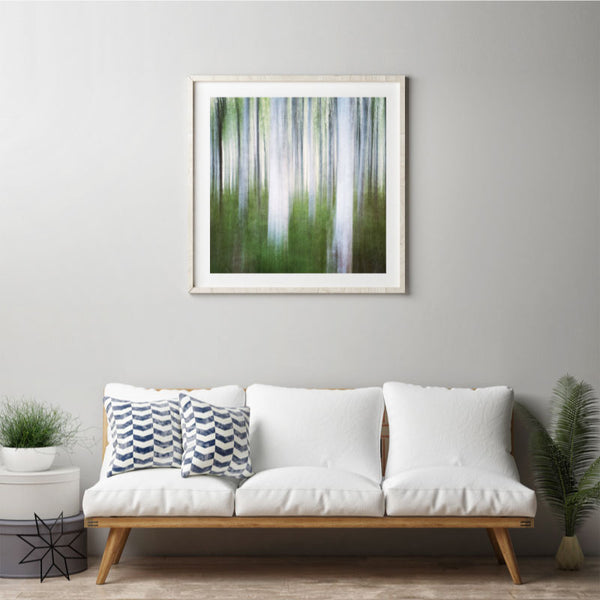 'Being Young And Green' Wall Art Print