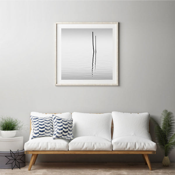 'Simplicity'  Contemporary Wall Art Print