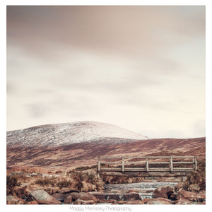 'Wicklow Mountains' Fine Art Photography Art Print