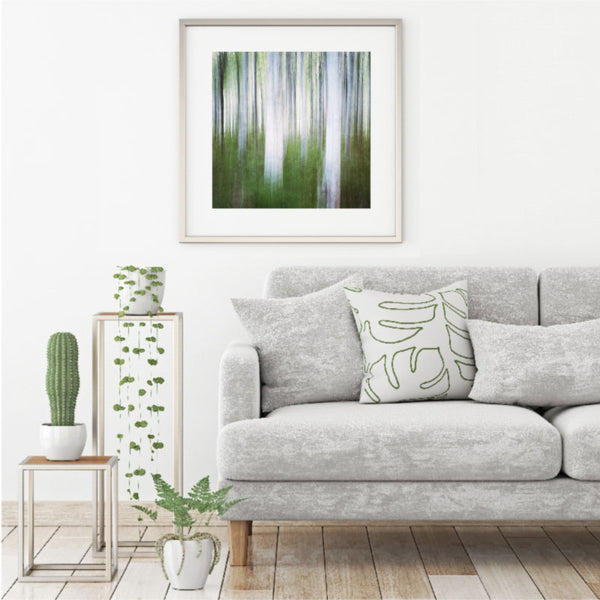 Being Young And Green Wall Art Print