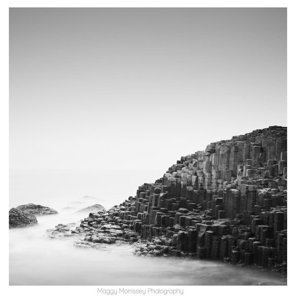 'Causeway Coast' Northern Ireland Print