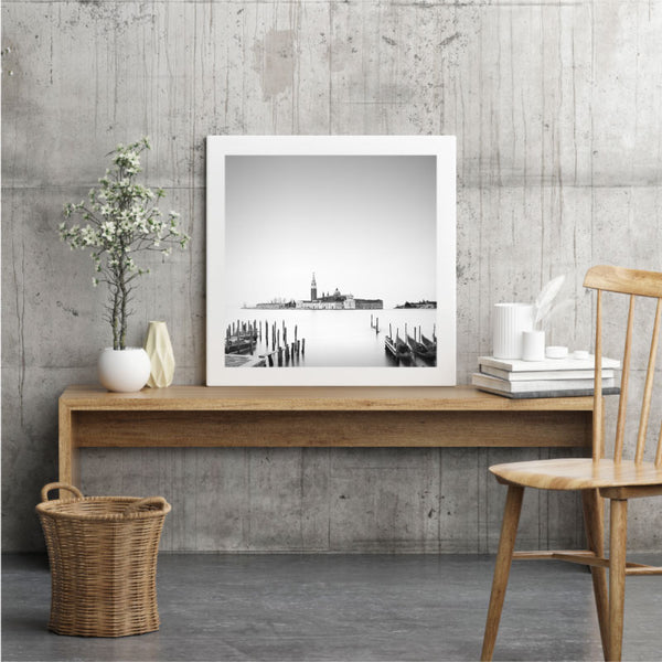 'The Floating City' Venice Italy Wall Art Print