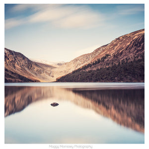 'Upper Lake' Glendalough Wall Art