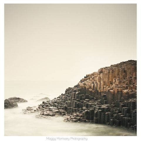 'Giants Playground' Giants Causeway Wall Art Print