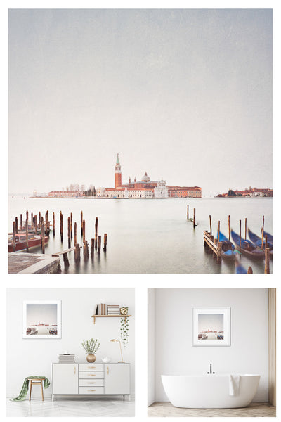 'Dreaming Of Venice' Magical Venice Art Print