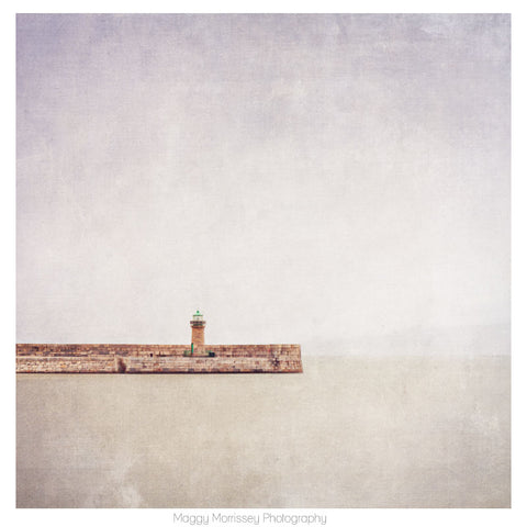 'The Beacon' Dublin Bay Wall Art