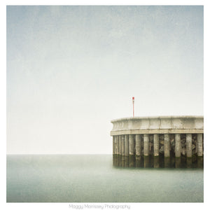'Greystones South Pier' Irish Coastal Wall Art Prints