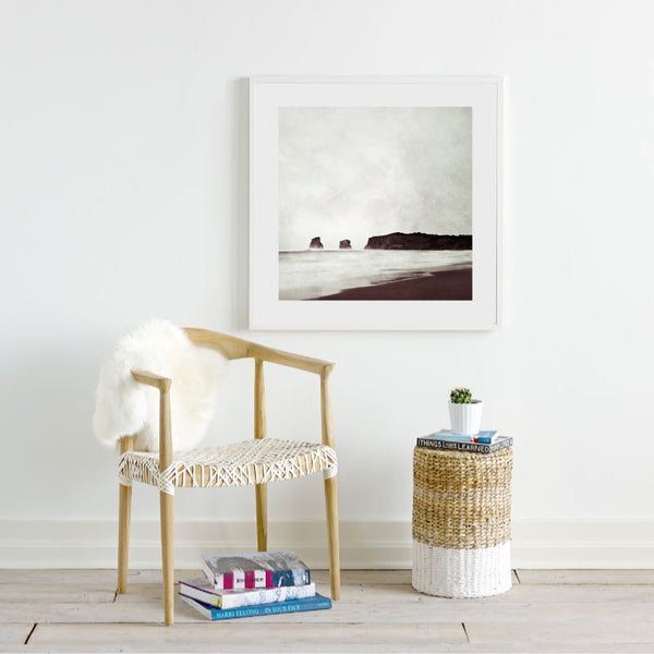 'The Painted Sea' Coastal Wall Art