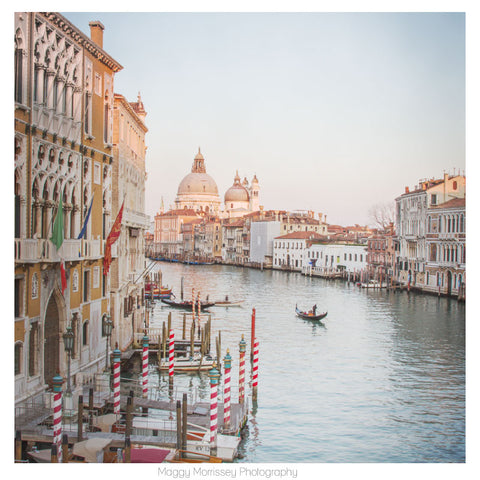 'The Colour Of Silence' Venetian Fine Art Photography