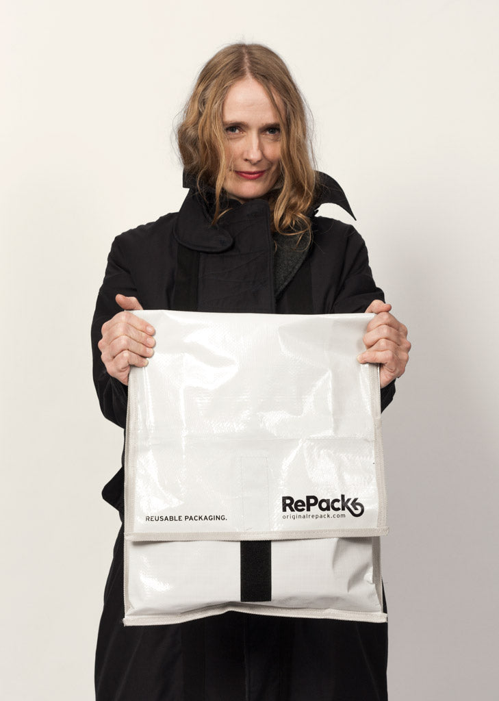 Repack - sustainable reusable packaging