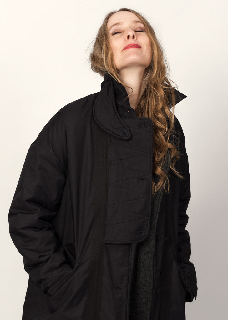 organic winter jacket