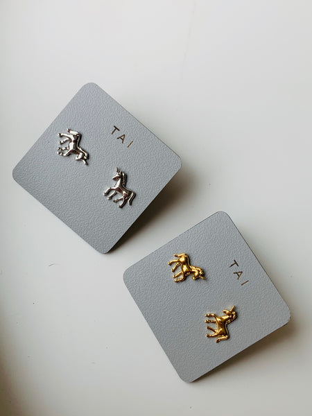 Tai Unicorn Earrings $30