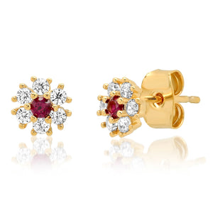 Tai Flower Earrings $42