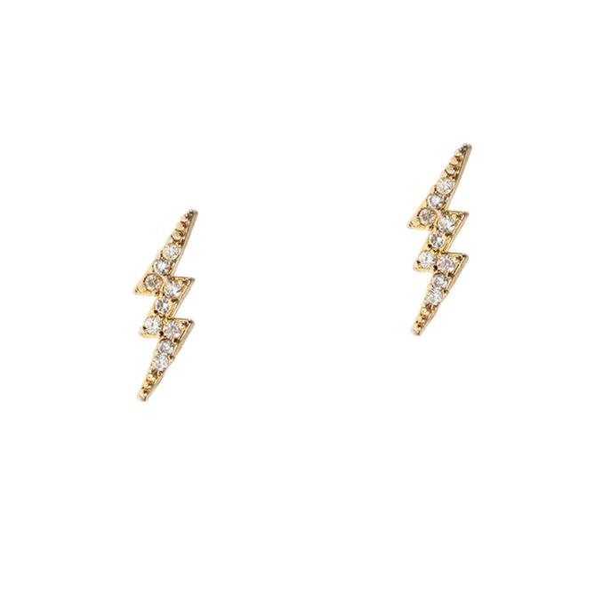 Tai Lightening Studs $55