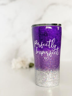 Perfectly Imperfect Ombre Tumbler