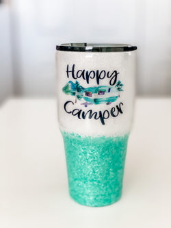 Happy Camper Tumbler