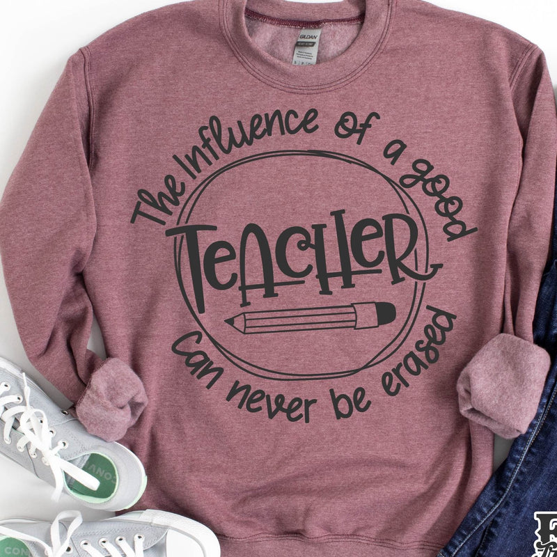 The Influence of a Good Teacher T-Shirt