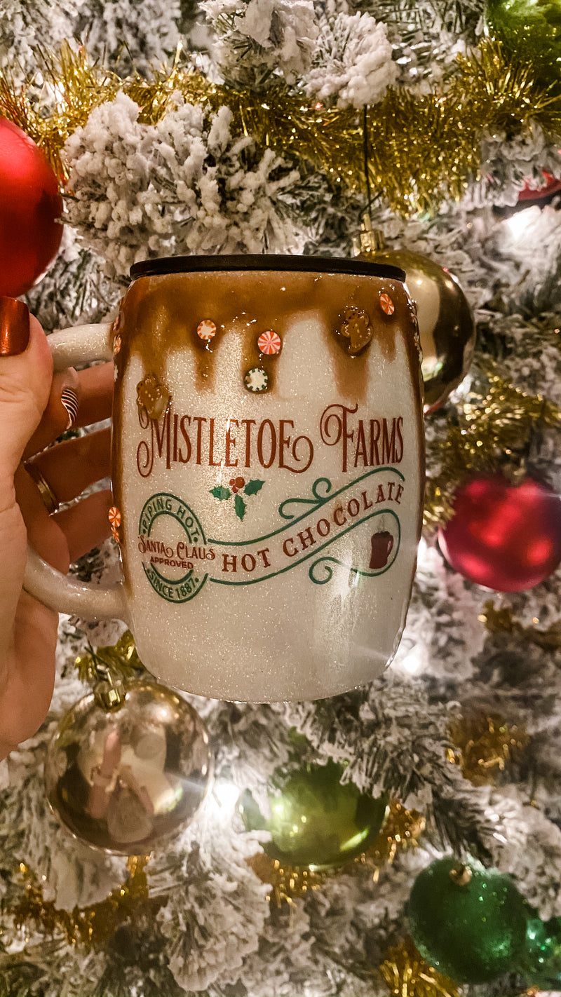 Mistletoe Farms Mug