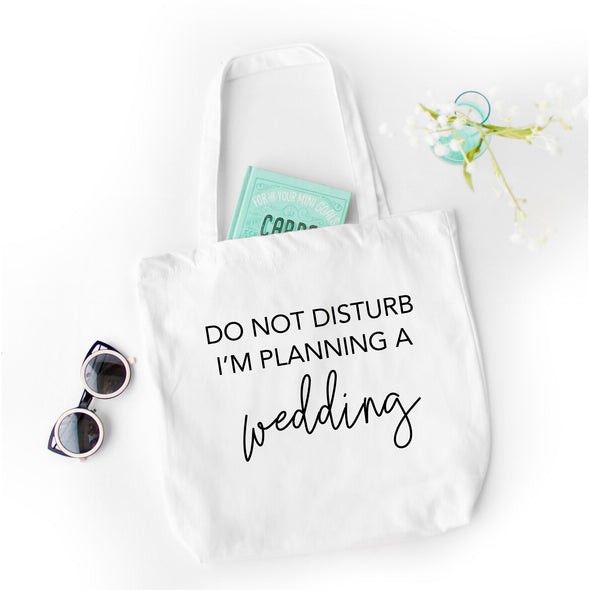 Do Not Disturb Tote