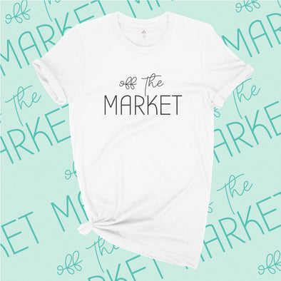 Off The Market Tee