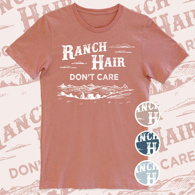 Ranch Hair Tee